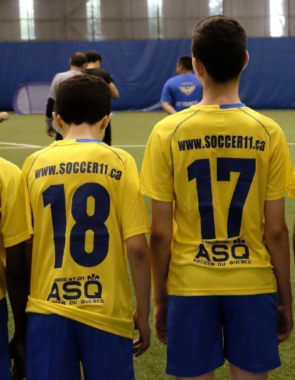 Photo tournoi association de soccer du quebec 2019